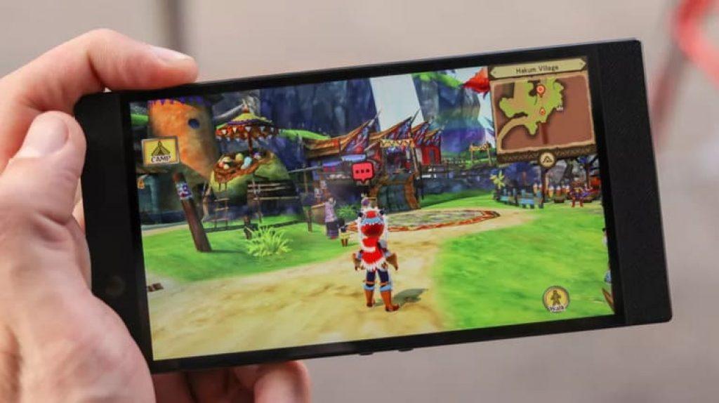 Игровой смартфон - Razer Phone 2