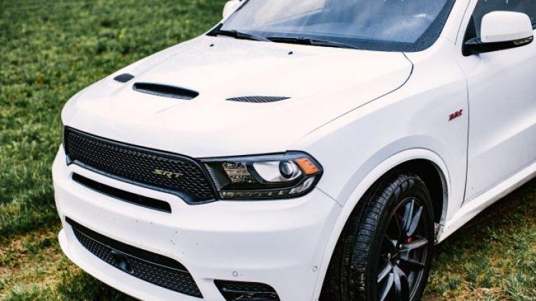 Dodge Durango SRT (2018)