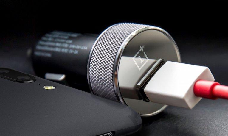 Быстрая зарядка для OnePlus 6