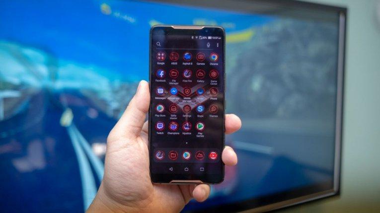 Обзор ASUS ROG Phone