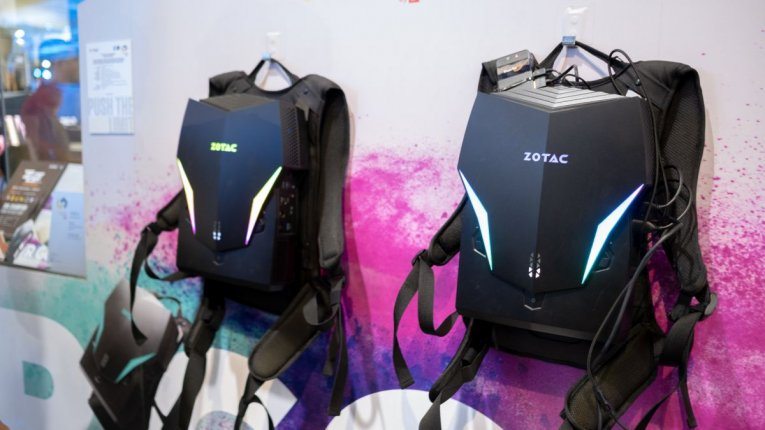 Обзор Zotac VR Go 2.0