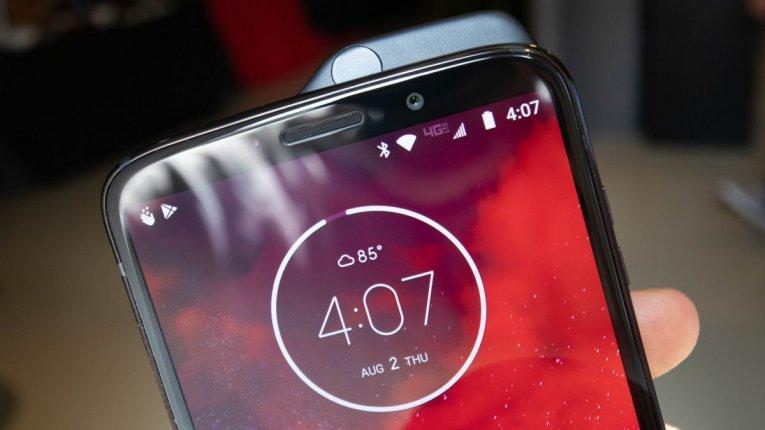 Обзор Moto Z3