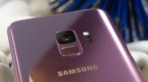 Камера Samsung Galaxy S9