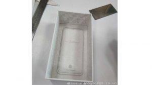 Коробка OnePlus 6T