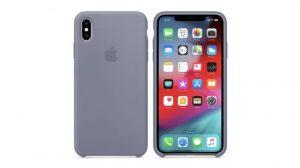 Чехол Apple Silicone
