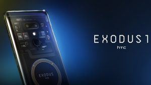 Блокчейн-смартфон HTC Exodus 1