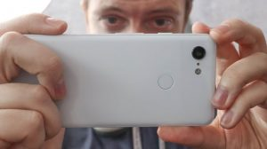 Сравнение Google Pixel 3