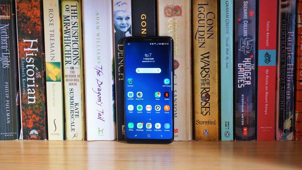 Android 9.0 Pie на Samsung