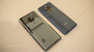 Huawei Mate 20 VS Huawei Mate 20 Pro