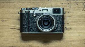 Лучшие фотоаппараты - Fujifilm X100F