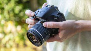 Лучшие фотоаппараты - Nikon D3500
