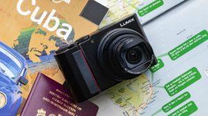 Лучшие фотоаппараты - Panasonic Lumix ZS200 - TZ200