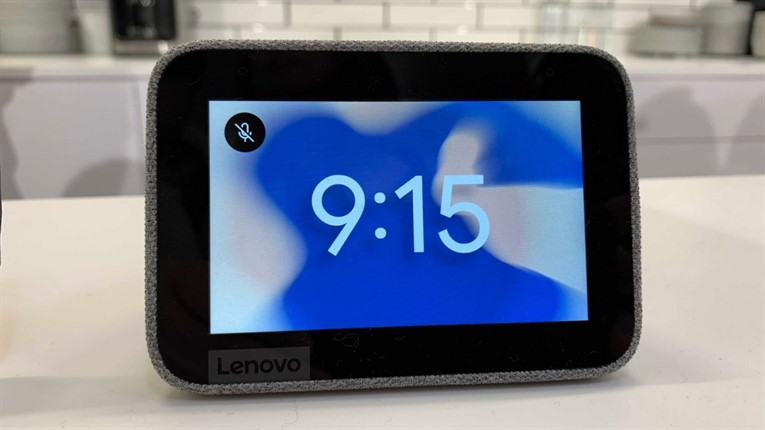Обзор Lenovo Smart Clock