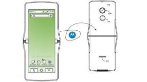 Патент Motorola Razr V4
