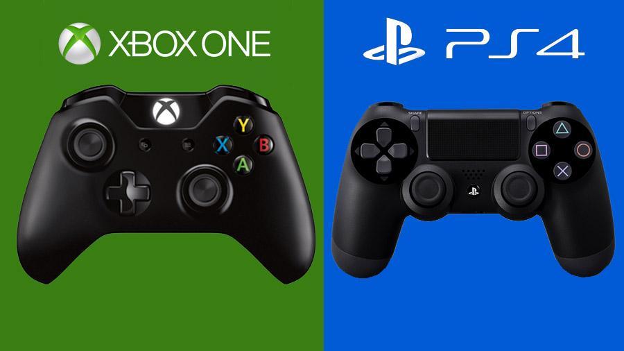 Xbox и PlayStation
