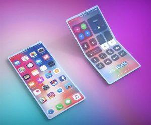 Сгибаемый iPhone 11