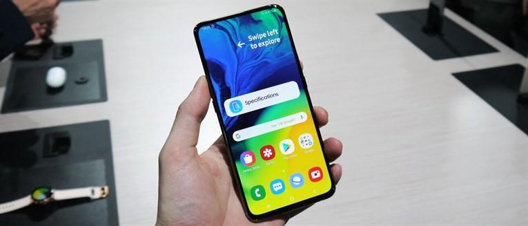 Обзор Samsung Galaxy A80