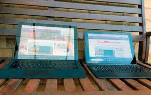 Планшет Chuwi SurBook Mini