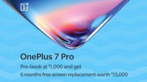 Запуск OnePlus 7 Pro