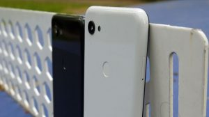 Телефоны Pixel 3a и Pixel 3a XL