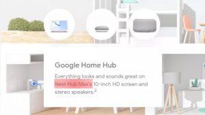 Nest Hub Max на Google IO