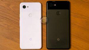 Pixel 3A и Pixel 3 XL