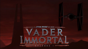 Vader Immortal на Oculus Quest