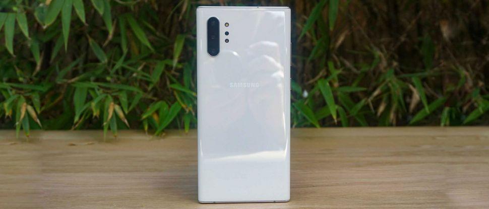 Обзор Samsung Galaxy Note 10 Plus