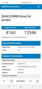 Тесты Snapdragon 865