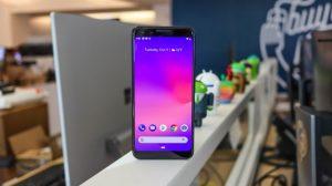 Лучший смартфон - Google Pixel 3