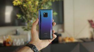 Лучший смартфон - Huawei Mate 20 Pro