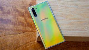 Лучший смартфон - Samsung Galaxy Note 10