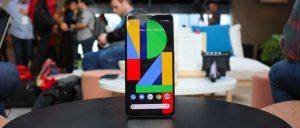 Обзор Google Pixel 4 XL