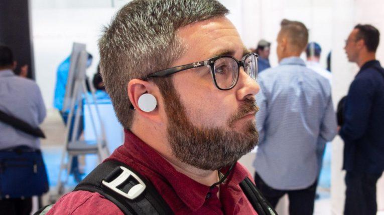 Обзор Microsoft Surface Earbuds