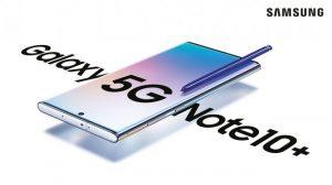 Samsung Galaxy Note 10 Plus (5G)