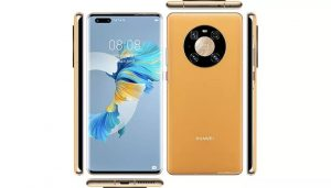 Камерофон Huawei Mate 40 Pro