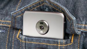 Камеры Motorola