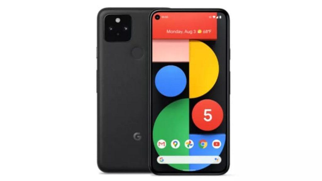 Лучший камерофон на Android - Google Pixel 5