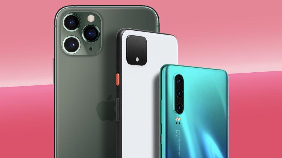 Лучший камерофон 2020 года
