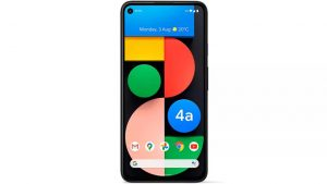 Недорогой смартфон - Google Pixel 4a 5G