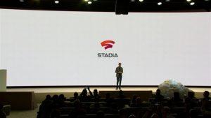 Презентация Google Stadia