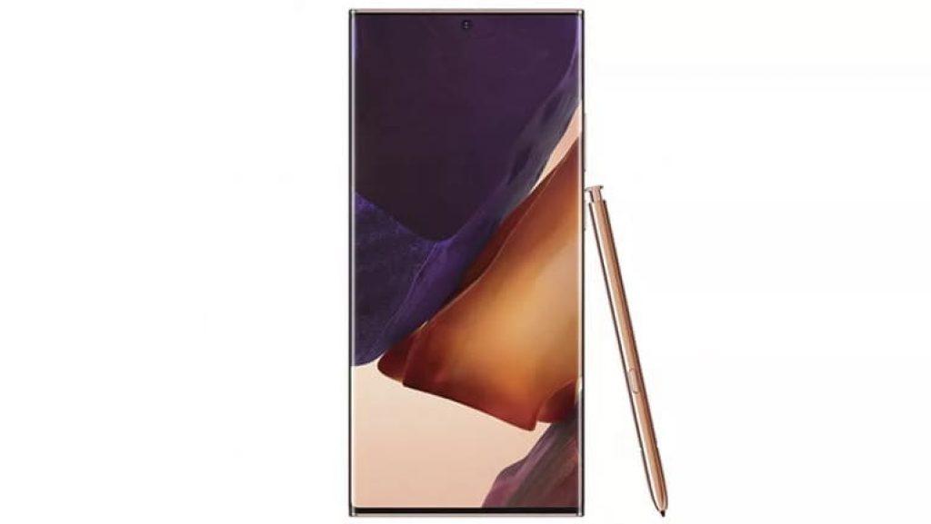 Хороший камерофон Samsung Galaxy Note 20 Ultra