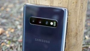 Камеры Samsung Galaxy S10
