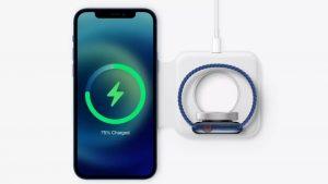 Беспроводная зарядка iPhone 12