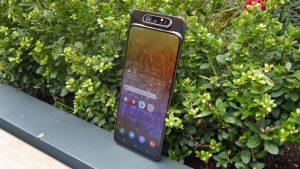 Бюджетный смартфон Samsung Galaxy A80