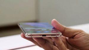 Зарядный порт Galaxy S21 Plus
