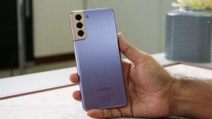 Камеры Samsung Galaxy S21 Plus
