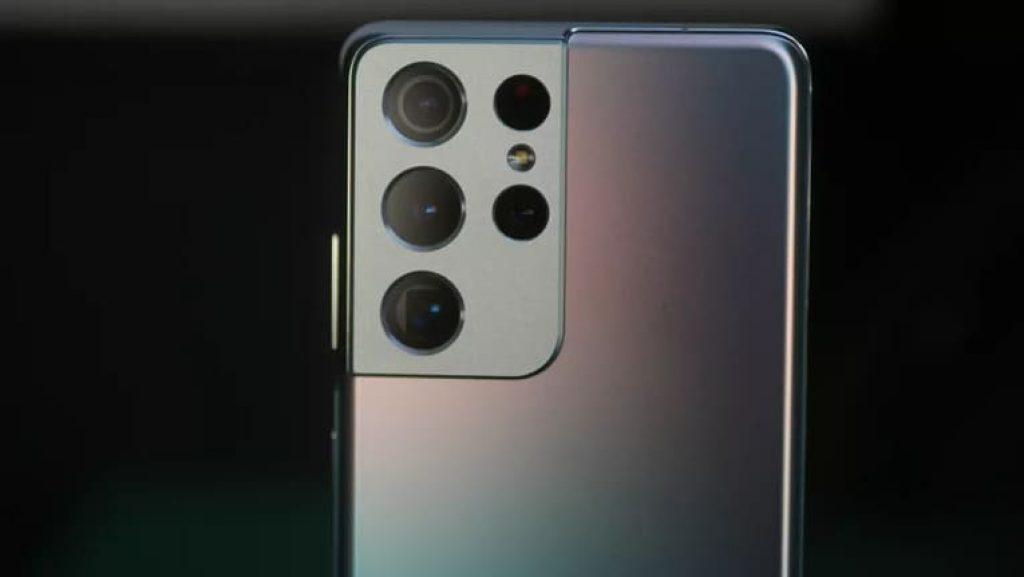 Камеры Samsung Galaxy S21 Ultra