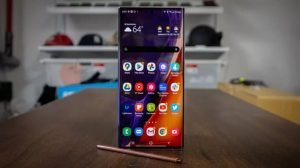 Лучший смартфон Samsung Galaxy Note 20 Ultra