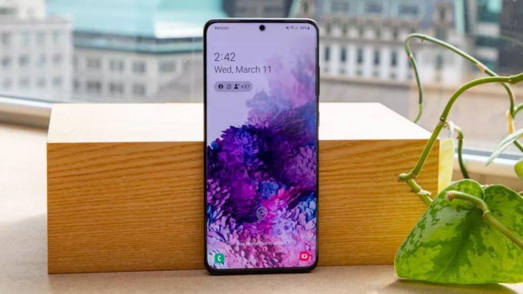Лучший смартфон Samsung Galaxy S20 Plus